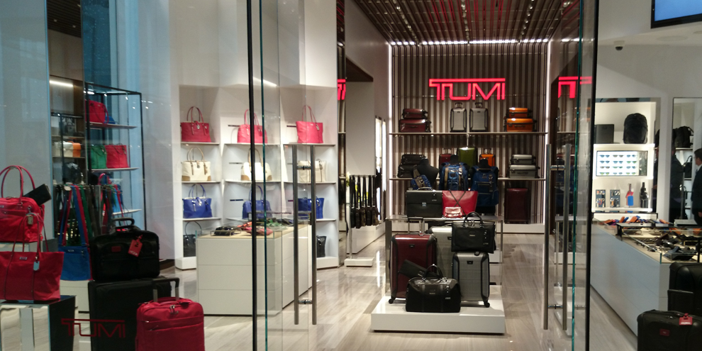 Today, that company—which he named Tumi, after an ancient Peruvian ceremonial knife—is one of the biggest brands in travel. Although heavy-duty Tumi luggage has received the lion's share of the label's acclaim, you can expect the same durability and work manship in the brand's everyday backpacks, wallets, and tech accessories.