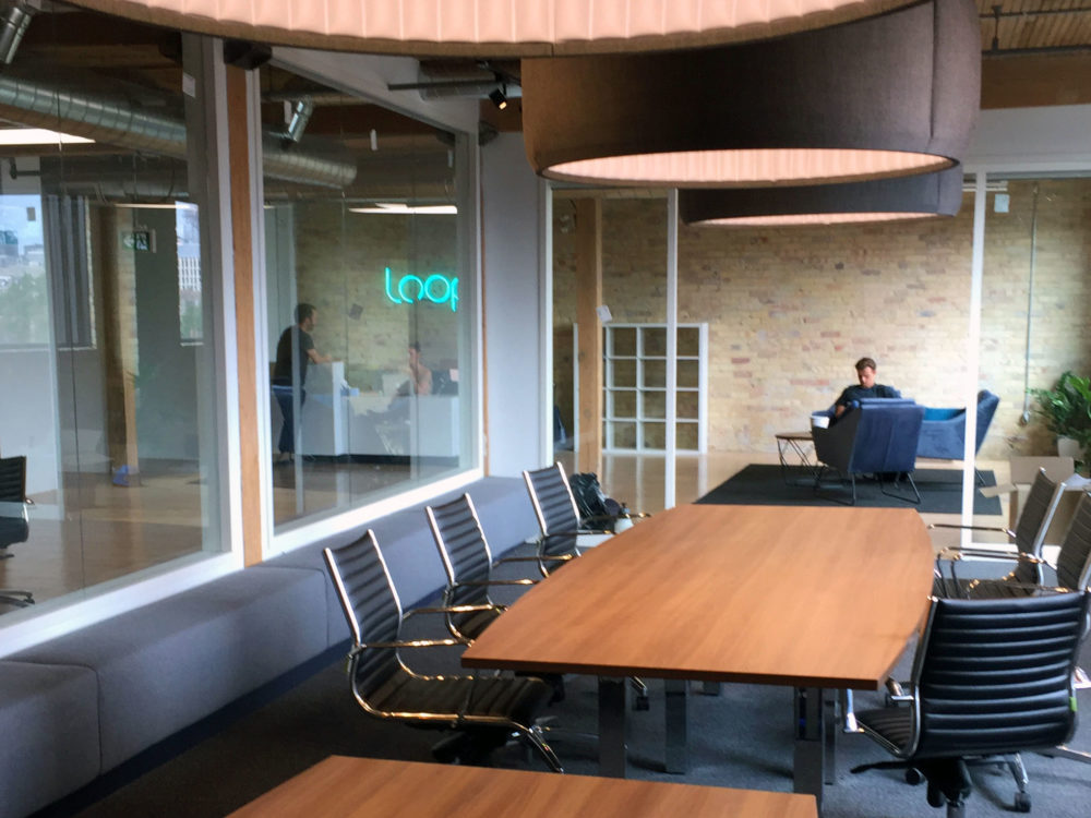 Loopio New Office
