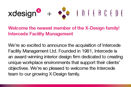 Welcome the newest member of the X-Design family!