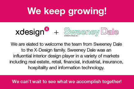 We Keep Growing! Welcome Sweeney Dale to the Team